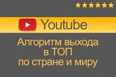 Приведу Трафик из официальной рекламы на youtube 19 - kwork.ru