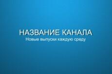 Монтаж видео до 15 минут -обрезка, склейка, добавление звука 4 - kwork.ru