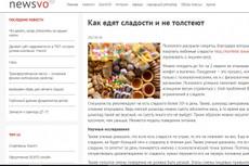 Напишу текст или несколько статей 3 - kwork.ru