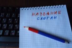 Напишу сценарий рекламного ролика 4 - kwork.ru