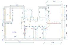 Сделаю 2 варианта планировки вашей квартиры или дома 15 - kwork.ru