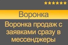 Анализ Вашего проекта, бизнеса, стратегии 30 - kwork.ru