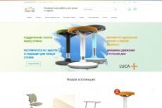 Нарисую дизайн интернет - магазина 27 - kwork.ru