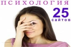 Продам автонаполняемый сайт. Мужской журнал. Премиум 6 - kwork.ru