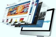 Веб-дизайн для CMS и самописного сайта 10 - kwork.ru
