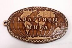 Винтажный логотип 12 - kwork.ru