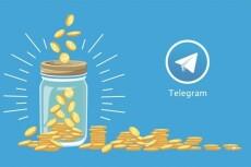 Советы владельцам каналов в Telegram 15 - kwork.ru