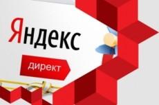Настройка контекстной рекламы Яндекс Директ 21 - kwork.ru