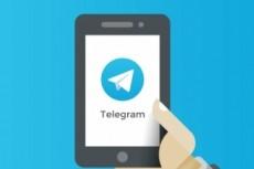Реклама в Telegram 12 - kwork.ru
