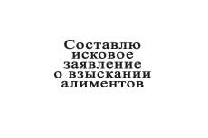 Подготовка исковых заявлений в суд 20 - kwork.ru