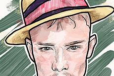 Электронный портрет под масляную живопись 35 - kwork.ru