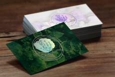 Создам макет визитной карточки 3 - kwork.ru