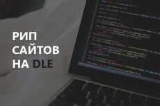 Внутренняя оптимизация сайта на DLE 13 - kwork.ru