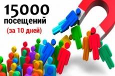 Комплексное продвижение Вашего сайта с включенными услугами 21 - kwork.ru