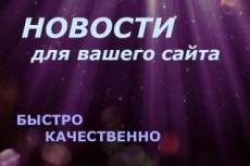 Напишу 6000 символов качественного контента 20 - kwork.ru