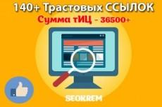 Профессиональное ТЗ на тексты - 2 информационные статьи 10 - kwork.ru