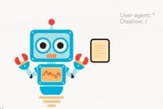Создам или отредактирую robots.txt и sitemap.xml для сайта на Bitrix 8 - kwork.ru