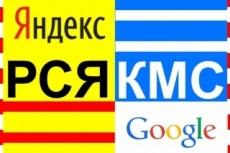 Настройка КМС контекстно-медийной сети 16 - kwork.ru