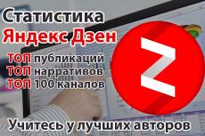 Анализ статистики сайта 4 - kwork.ru
