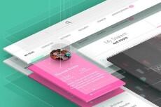 делаю дизайн сайта 9 - kwork.ru
