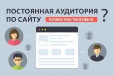 Улучшение посещаемости сайтов 6 - kwork.ru