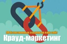 Сделаю верстку HTML шаблона на Wordpress 3 - kwork.ru