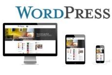 Один шаблон на Joomla, Wordpress или Drupal 9 - kwork.ru