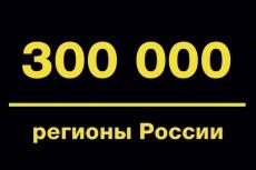 База e-mail + телефоны гостиницы и отели РФ 9 - kwork.ru