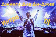 Сделаю ID для DJ, intro для мероприятий и клубов 3 - kwork.ru