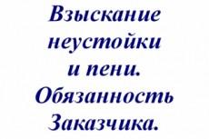 Расторжение контракта в одностороннем порядке 3 - kwork.ru