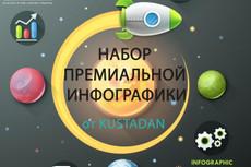 Вышлю коллекцию из 195 шаблонов Landing page 43 - kwork.ru