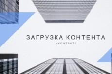Контент для группы Вконтакте на 1 месяц 13 - kwork.ru