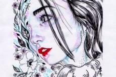 Нарисую портрет карандашом 31 - kwork.ru