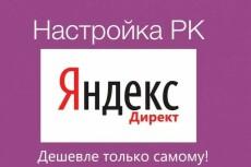Настройка и аналитика РСЯ . Пылесос трафика конкурентов 16 - kwork.ru