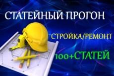 Напишу оригинальный текст 4000 символов 28 - kwork.ru