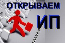 Документы на внесение изменений в ООО, ИП 22 - kwork.ru