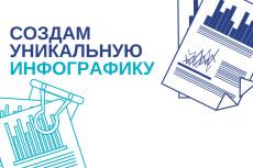 Инфографика для иконок сайта 14 - kwork.ru