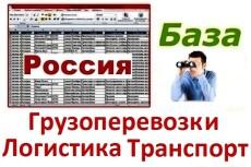 База прачечных и химчисток России 28 - kwork.ru