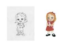 Иллюстрации для детской книги 40 - kwork.ru