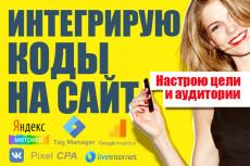 Настрою статистику Вашей личной страницы VK 3 - kwork.ru