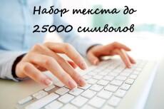 Напишу текст до 5000 слов 14 - kwork.ru