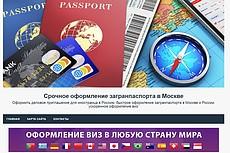 5 000 уникальных посетителей 31 - kwork.ru