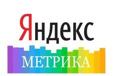 Установлю счётчик Метрики и настрою цели 16 - kwork.ru