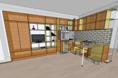Сделаю 3D визуализацию интерьера 15 - kwork.ru