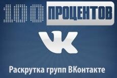 Дизайн групп в соц. сетях 27 - kwork.ru