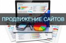 Продвижение Вашего сайта по ключевым словам через поисковики 11 - kwork.ru