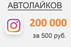 Аудит страницы Instagram + бонус 5 - kwork.ru