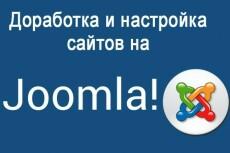 Верстка, правка, установка шаблона/плагина и другие работы 6 - kwork.ru