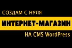 Интернет-магазин на Wordpress 14 - kwork.ru