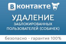 Раскрутка группы Вконтакте - плюс 600 живых подписчиков, продвижение 20 - kwork.ru